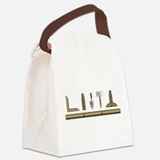 Working tools 4.png Canvas Lunch Bag