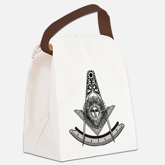 Past Masters No 3.png Canvas Lunch Bag
