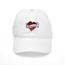 Johnny Tattoo Heart Baseball Cap