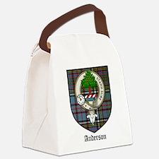 andersontartan.jpg Canvas Lunch Bag