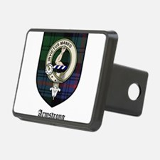 Armstrong Clan Crest Tartan Hitch Cover
