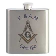 Georgia with traditional No 5.png Flask