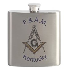 Kentucky with traditional No 5.png Flask