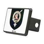 Blyth Clan Badge Tartan Rectangular Hitch Cover