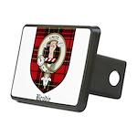 Brodie Clan Crest Tartan Rectangular Hitch Cover