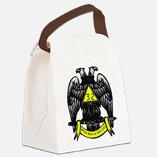Scottish Rite.png Canvas Lunch Bag