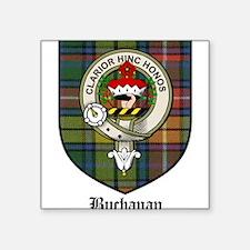 "BuchananCBT.jpg Square Sticker 3"" x 3"""