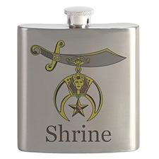 Shrine Flask
