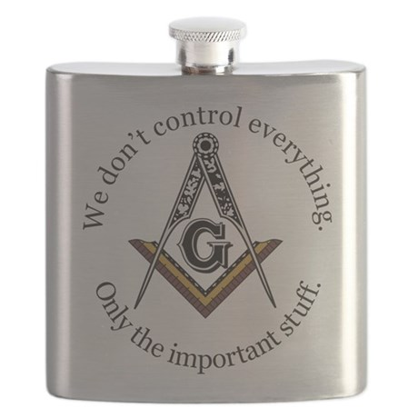 We don't control everything Flask