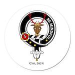 Calder.jpg Round Car Magnet