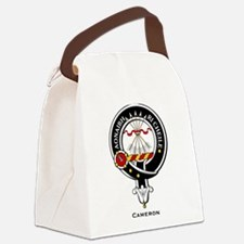 Cameron.jpg Canvas Lunch Bag
