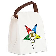 Eastern Star Canvas Lunch Bag