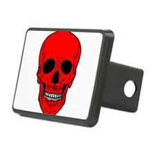 Skull red fill.png Hitch Cover
