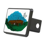 Coffin 5.png Rectangular Hitch Cover
