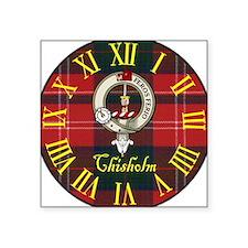 "ChisholmCBT.jpg Square Sticker 3"" x 3"""