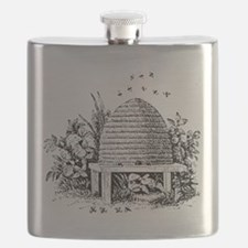 Beehive No 2.png Flask