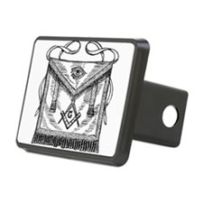 Unique Masonic circle Hitch Cover