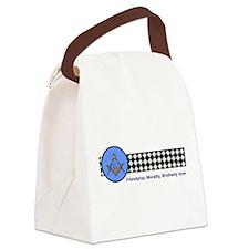 Masonic Canvas Lunch Bag