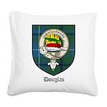DouglasCBT.jpg Square Canvas Pillow
