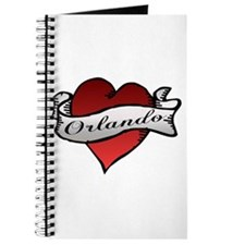Orlando Tattoo Heart Journal