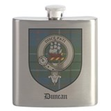 Duncan clan Flask Bottles