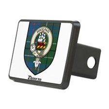 Duncan Clan Crest Tartan Hitch Cover