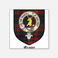 "FraserCBT.jpg Square Sticker 3"" x 3"""