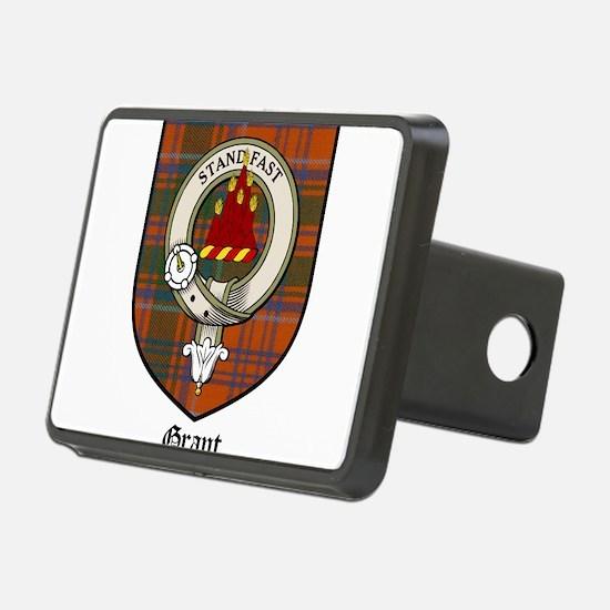 Grant Clan Crest Tartan Hitch Cover