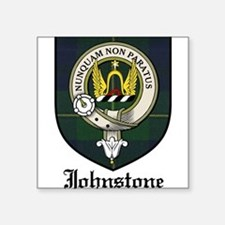 "JohnstoneCBT.jpg Square Sticker 3"" x 3"""