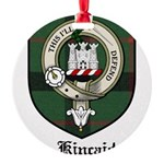KincaidCBT.jpg Round Ornament