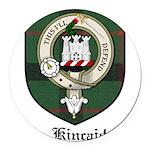 KincaidCBT.jpg Round Car Magnet