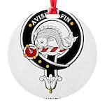 Kennedy.jpg Round Ornament