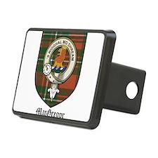 MacGregor Clan Crest Tartan Hitch Cover