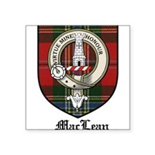"MacLeanCBT.jpg Square Sticker 3"" x 3"""
