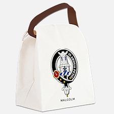 Malcolm.jpg Canvas Lunch Bag