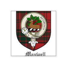 "MaxwellCBT.jpg Square Sticker 3"" x 3"""