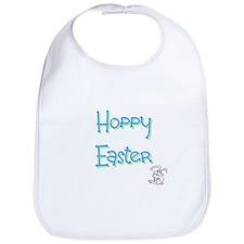 Hoppy Happy Easter Easter Bunny Gifts Bib