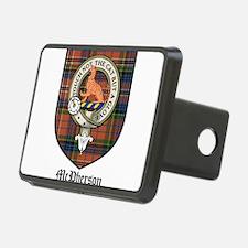 McPherson Clan Crest Tartan Hitch Cover