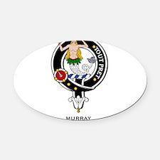 Murray of Athol.jpg Oval Car Magnet