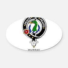 Murray Tullibardine.jpg Oval Car Magnet
