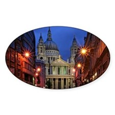 St. Paul's Cathedral Decal