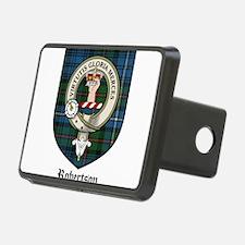 Robertson Clan Crest Tartan Hitch Cover