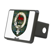 Scott Clan Crest Tartan Hitch Cover
