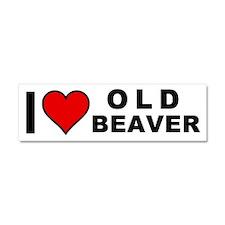 I Love Old Beaver