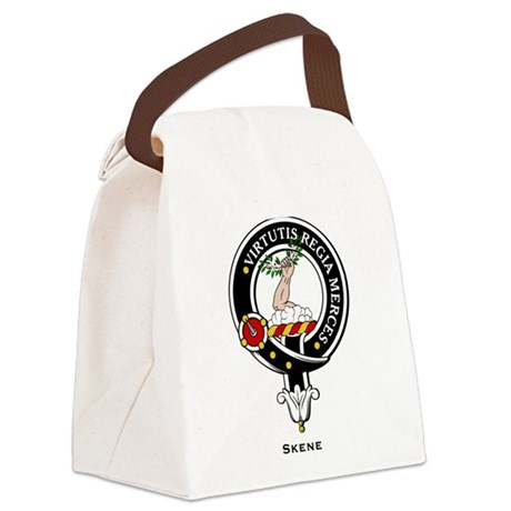 Skene.jpg Canvas Lunch Bag