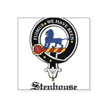 Stenhouse.jpg Square Sticker 3