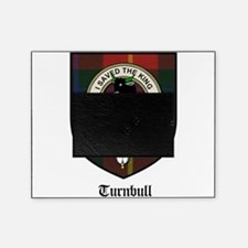 Turnbull Clan Crest Tartan Picture Frame