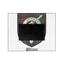 Wilson Clan Crest Tartan Picture Frame