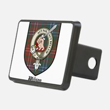 Wilson Clan Crest Tartan Hitch Cover