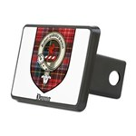 Young Clan Crest Tartan Rectangular Hitch Cover